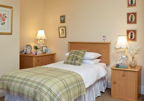 Ivy Lodge Retirement Home - Bedroom 3